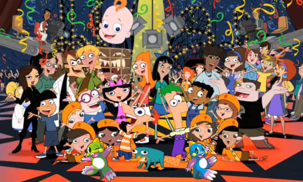 Famous Actors You Probably Forgot Lent Their Voices to Phineas and Ferb