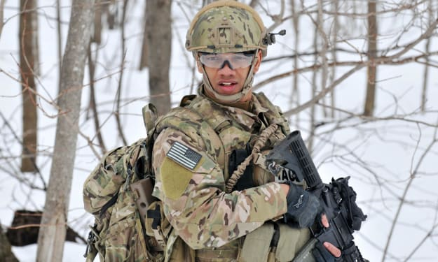 National Guard Requirements