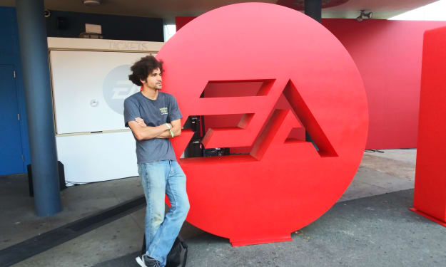 Hero of EA Play