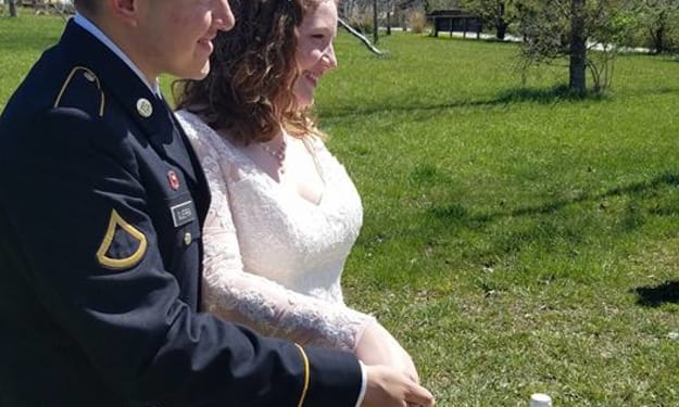 How to Get Married in Proper Military Fashion