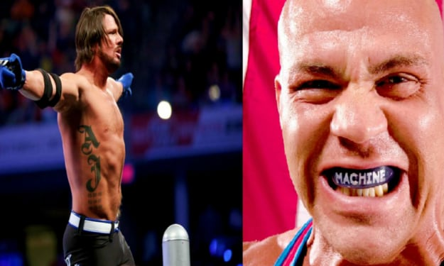 Kurt Angle and AJ Styles to Work WWE TLC, But Is It the Right Move?