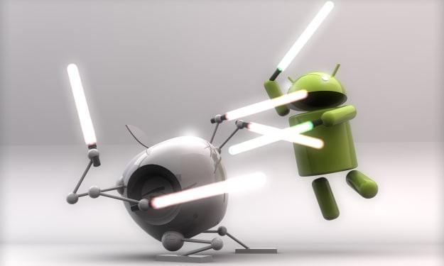 Why Apple Beats Google