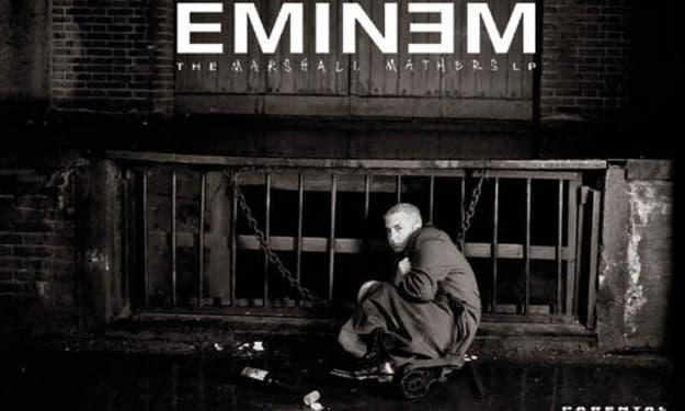 Eminem 'The Marshall Mathers' LP
