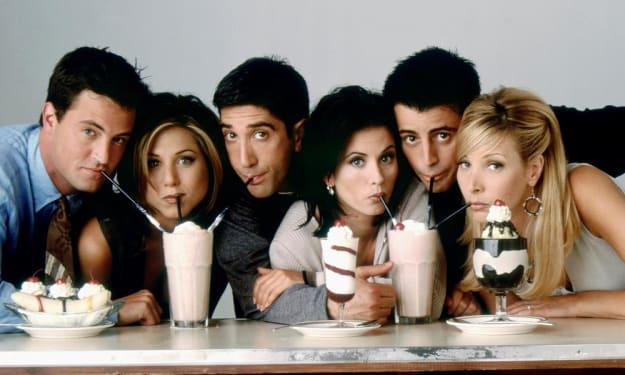 7 'Friends' Theories