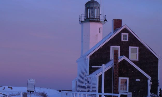 Saving Santa's Lighthouse