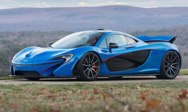 Things You Didn't Know About Buying A McLaren