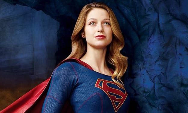 Is 'Supergirl' Becoming The CW's Flagship Superhero Show?