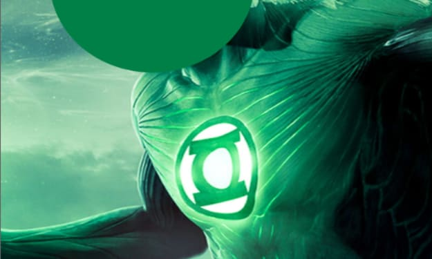 Who Will be the Next Green Lantern