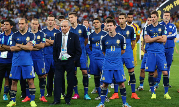6 Reasons Argentina Could Actually Win the World Cup in 2018