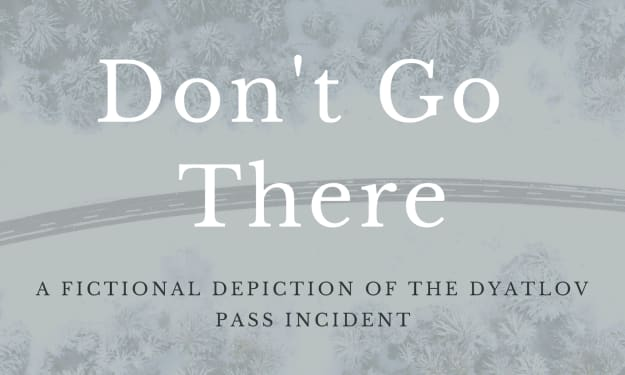 Don't Go There (Part 4)