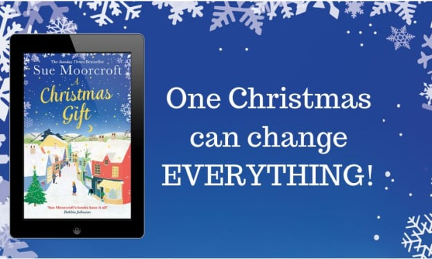 Book Review: 'A Christmas Gift' by Sue Moorcroft