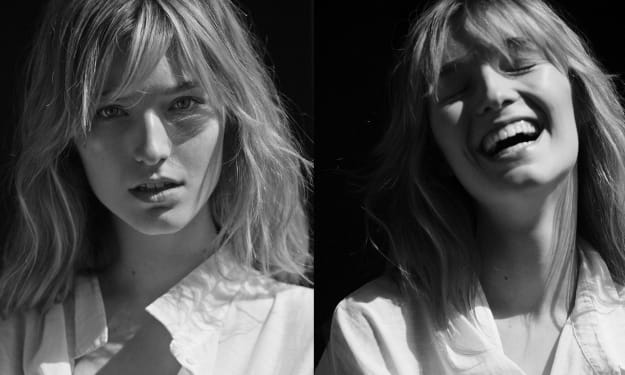 The Future of Modeling: An Interview with Swiss Model Manuela Frey