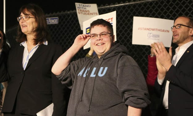 Supreme Court Moves Gavin Grimm Case To Lower Court