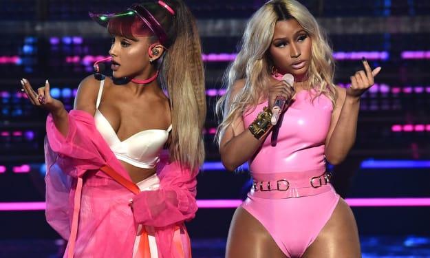 Ariana Grande and Blackfishing