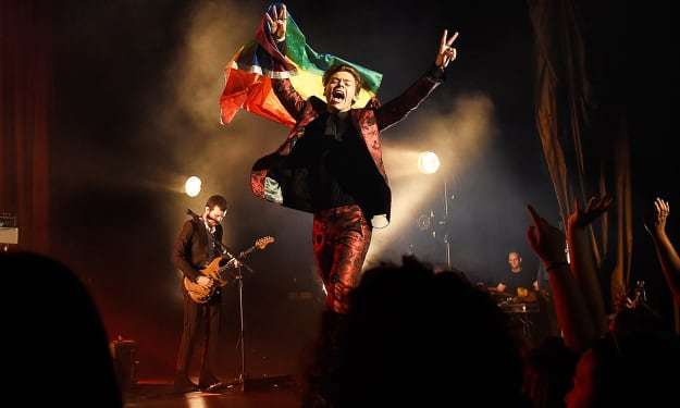 Harry Styles' Tour Outfits, Ranked