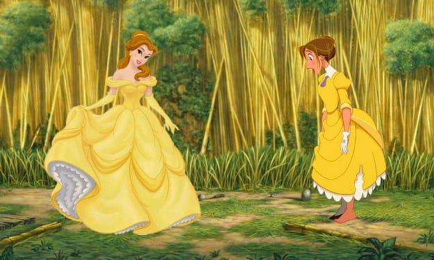 Popular Disney Movie Fan Theories