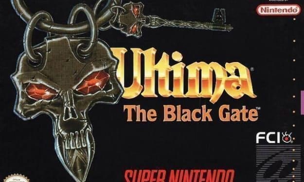 'Ultima VII, the Black Gate'