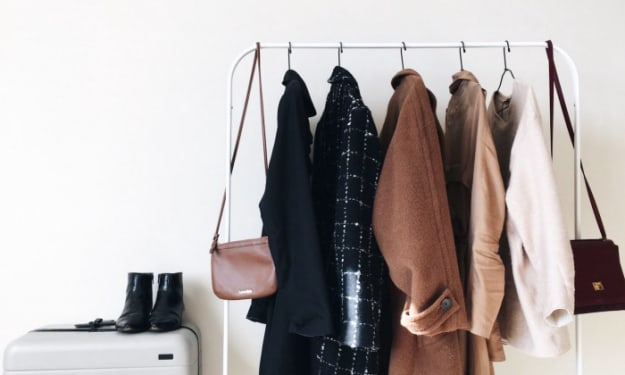 A Letter From the Editor's Closet