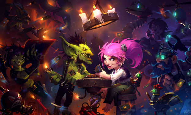 'Hearthstone' And 5 Free Mobile Card Games Like It That You Need To Play