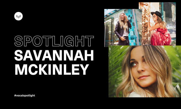 Creator Spotlight: Savannah McKinley
