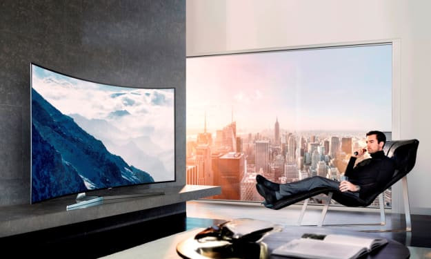 Best Curved TVs to Buy Right Now
