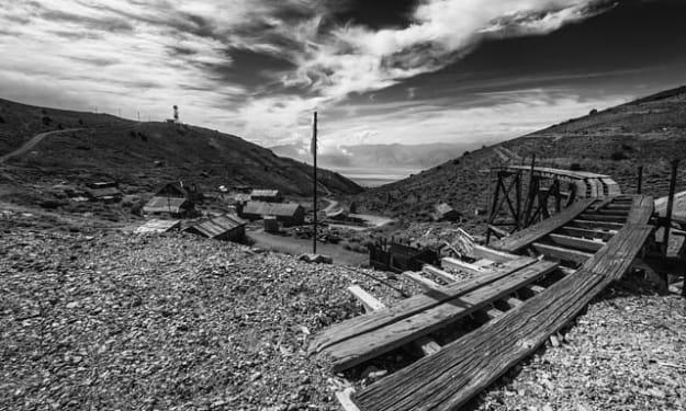 Cerro Gordo - A Love Story