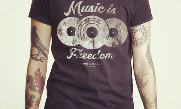 The Image of Music