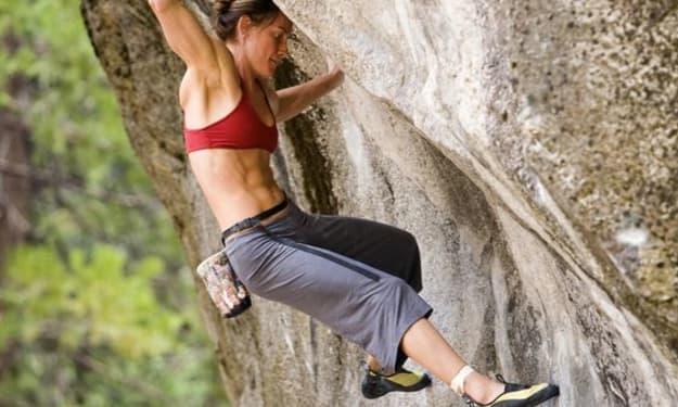 """Mountain Climbing into a """"Man's World"""""""