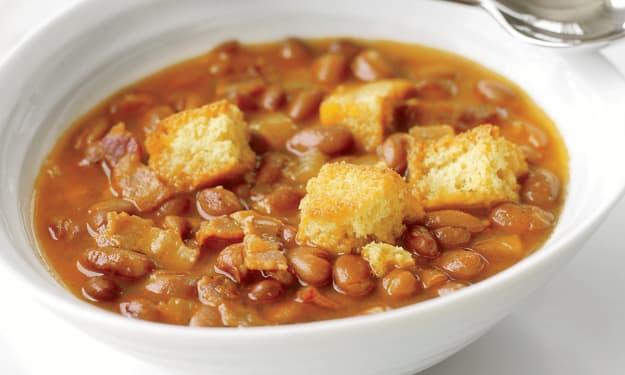 Under Ten Meal Series: Pork and Bean Soup