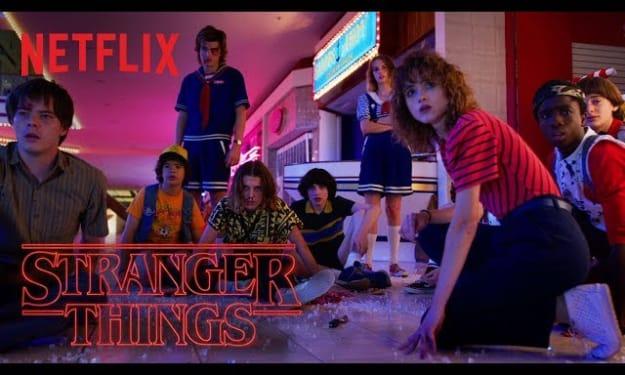 'Stranger Things' Cast Info