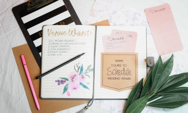 How to Plan a Wedding Without a Wedding Planner