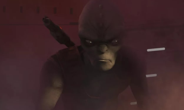 Warwick Davis Is Coming To 'Star Wars: Rebels' & Bringing Another Expanded Universe Character Back To The Canon