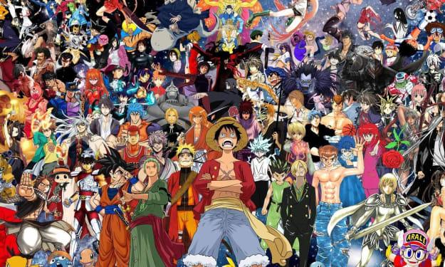 America and Anime