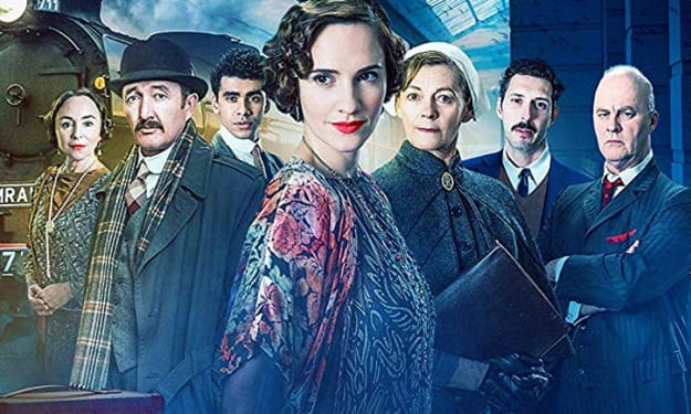 'Agatha Christie and the Truth of Murder'—A Review (Netflix)