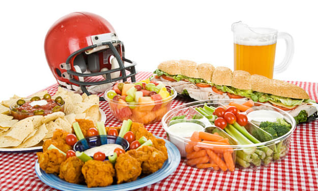 A Guide to Surviving a Super Bowl Party
