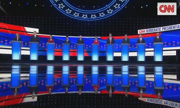 Missing The Debates? Don't Feel Bad