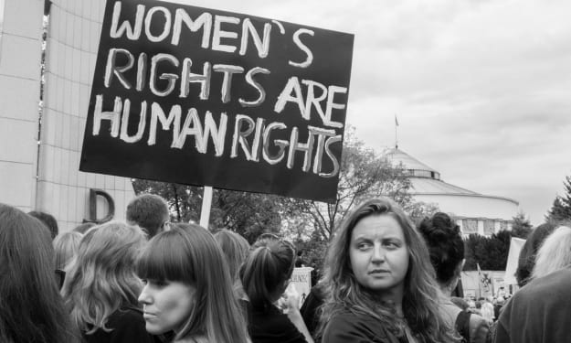 10 Rights That Women Don't Have But Men Do