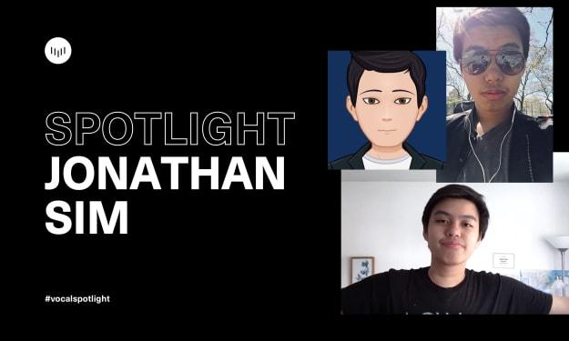 Creator Spotlight: Jonathan Sim