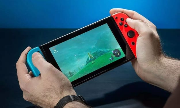 The 10 Best Nintendo Switch Games of 2018