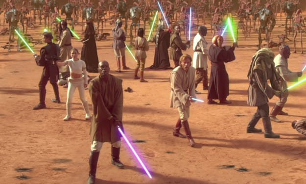 Ultimate Epic Battle Simulator Adds Jedi to Playable Clans, and They Kick Ass Against Medieval Knights