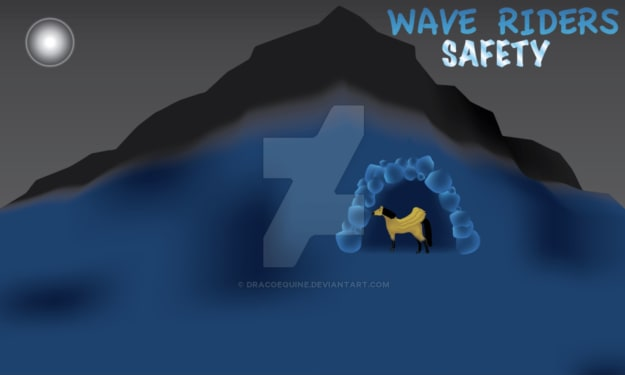 Wave Riders: Safety
