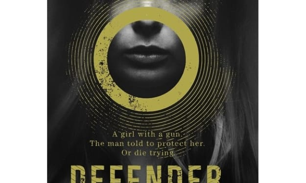 Book Review: 'Defender' by G.X. Todd