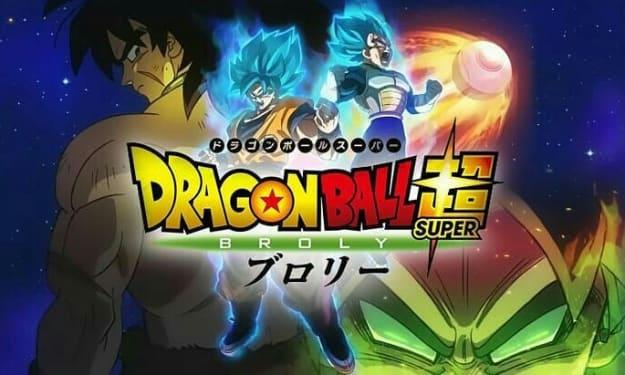 Watching - 'Dragon Ball Super: Broly'