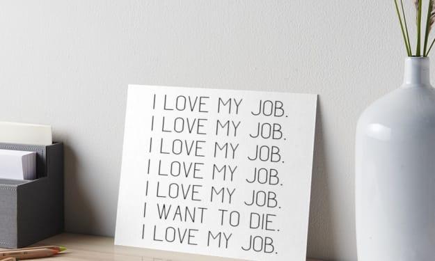 I Love You, My Dear Career