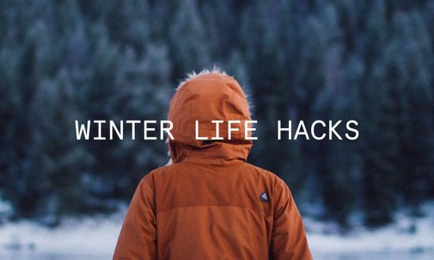 33 Wonderful Winter Life Hacks