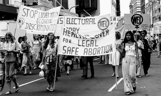What is the Second Wave Feminist Movement?