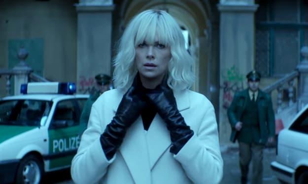 'Atomic Blonde' (2017)