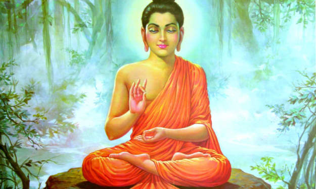 Introduction to Buddhism: a Three Part Series on Buddhism