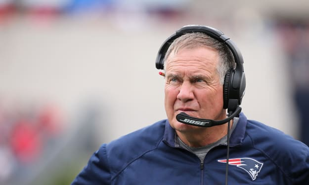 Greatest NFL Head Coaches in History