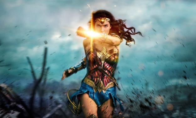 Wonder Woman and Empowerment